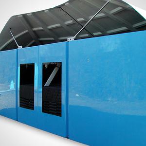 Kühlturm Bauelement