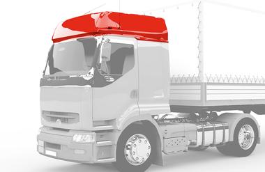 Nutzfahrzeug Karosserie- und Formteile aus GFK/CFK direkt vom Hersteller