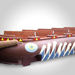 Raftingboot fuer Freizeitpark mod