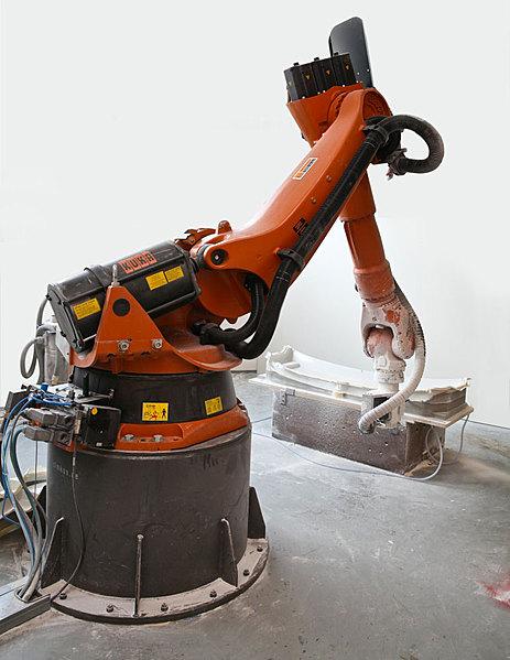 11 KUKA 6 Achsroboter