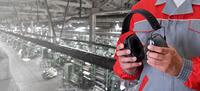 PRK Maschinen Industrie Laermschutz Faserverbundstoffe