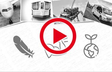 Erklärvideo: Eigenschaften der Faserverbundwerkstoffe